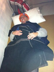 Eric CEO Sleepout