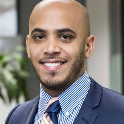 Chadley Heslop - Associate of Paterson & Dowding Family Law Firm