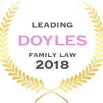 Leading Doyles Family Law 2018
