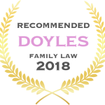 Recommended Doyles Family Law 2018