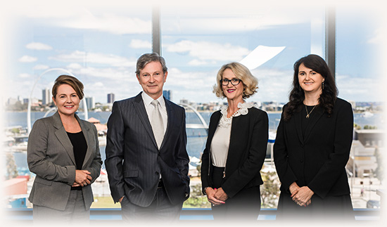 Team of Highly Skilled Family Lawyers at Paterson and Dowding